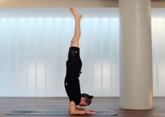 APPROACHING THE FOREARM BALANCE