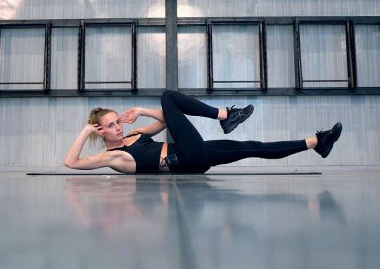 Cardio HIIT Workout - Week 1