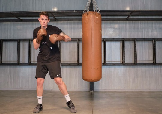 Boxing Drills - Pivots