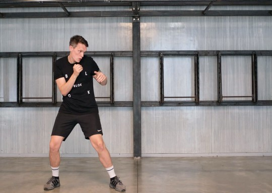 Boxing Drills - Tennis ball