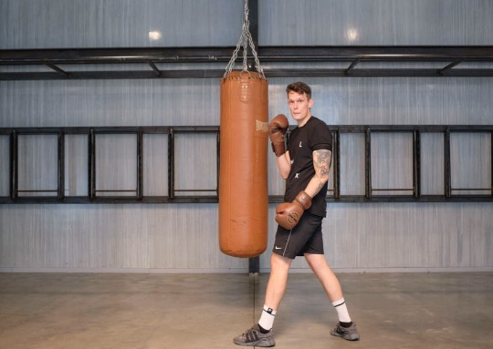 Boxing drills - The Angle Change