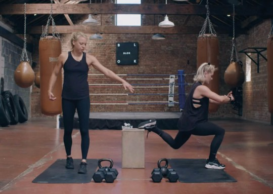 Move Stronger - Lower Body