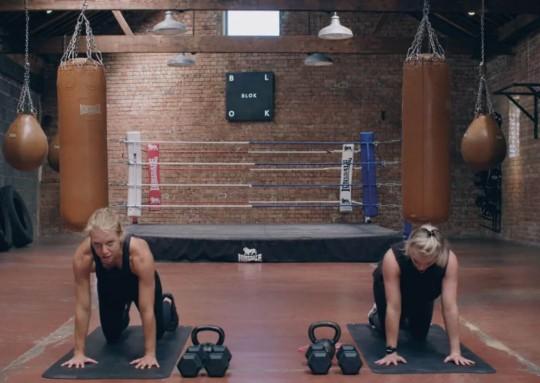Move Stronger - Upper Body