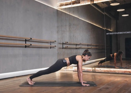 Hips and Back Pilates