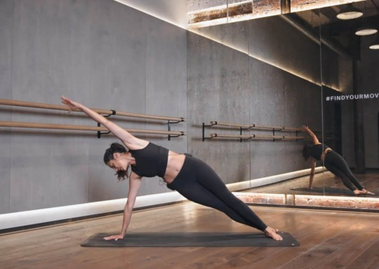 The Ultimate Pilates Body