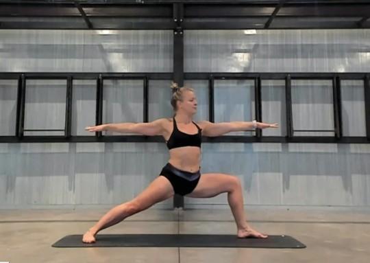 Rocket Yoga 2