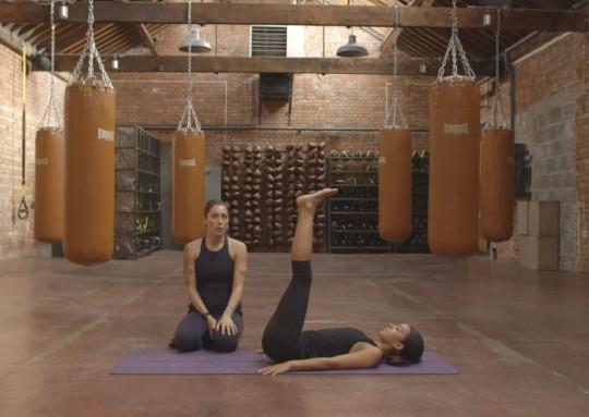 King Pigeon Yoga Workshop - Hip Opening Flow