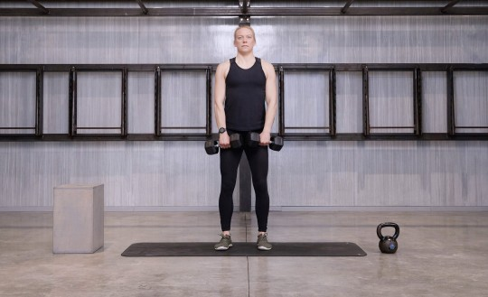 STRENGTH FOR RUNNERS: WEEK 1