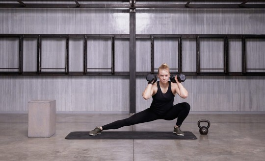 STRENGTH FOR RUNNERS: WEEK 2
