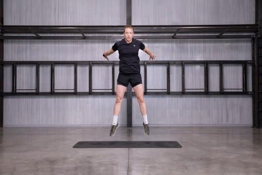 Full Body Running Warm Up Drills 2