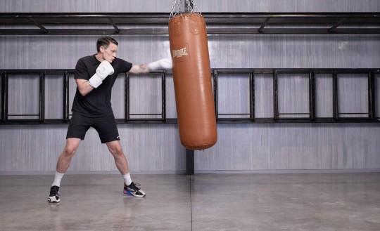 Boxcon Bag Series - Bodyweight 3