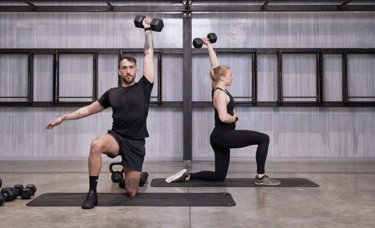 Shoulders and Arms Strength - Week 2