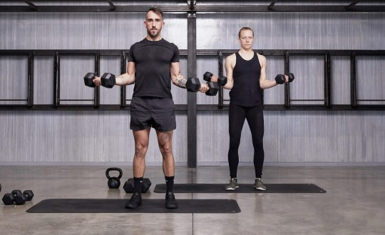 Shoulders and Arms Strength - Week 7